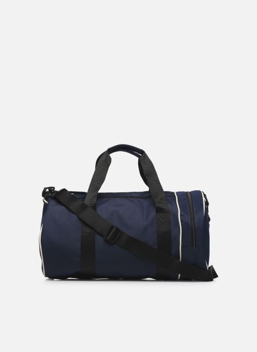 Sacs de sport Fred Perry TWIN TIPPED BARREL BAG Bleu vue face