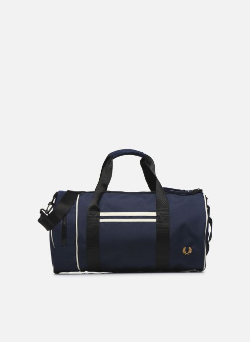 Sacs de sport Fred Perry TWIN TIPPED BARREL BAG Bleu vue détail/paire