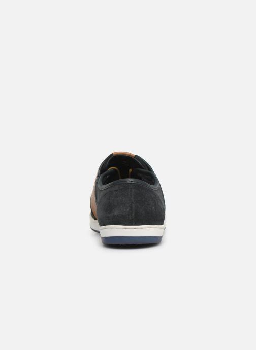 Sneakers Base London JIVE Blauw rechts