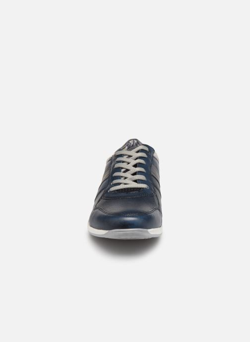 Sneaker Base London ECLIPSE blau schuhe getragen