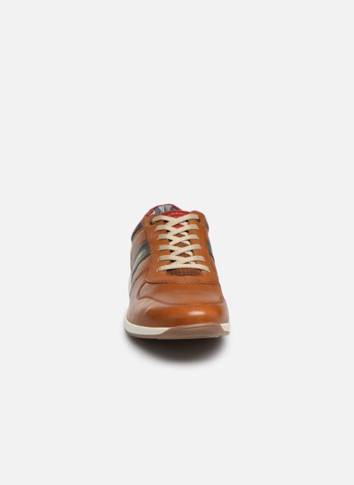 Trainers Base London ECLIPSE Brown model view
