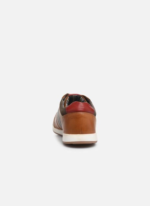 Trainers Base London ECLIPSE Brown view from the right