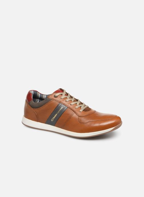 Trainers Base London ECLIPSE Brown detailed view/ Pair view