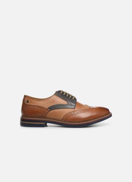 Chaussures Chez À London marron Dante Lacets Base 359162 Yxqtz7Y