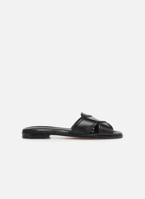 Mules & clogs Melvin & Hamilton Elodie 14 Black back view