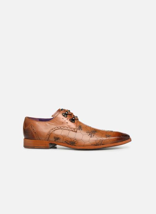 Zapatos con cordones Melvin & Hamilton Elvis 42 Marrón vistra trasera