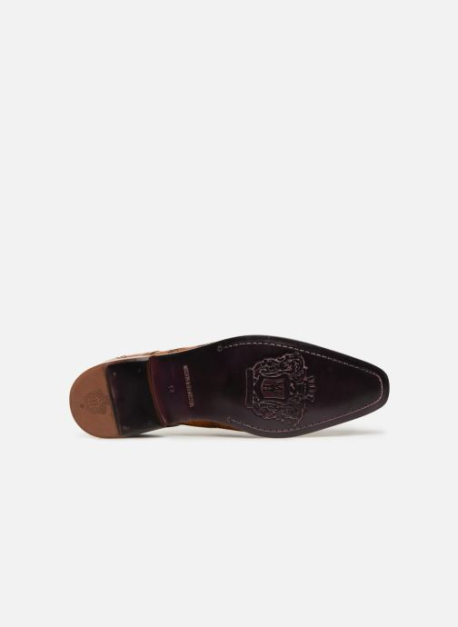 Zapatos con cordones Melvin & Hamilton Elvis 42 Marrón vista de arriba