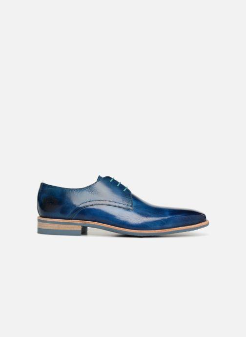 Zapatos con cordones Melvin & Hamilton Lance 24 Azul vistra trasera