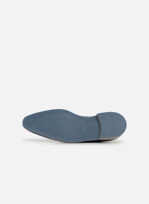 Zapatos con cordones Melvin & Hamilton Lance 24 Azul vista de arriba