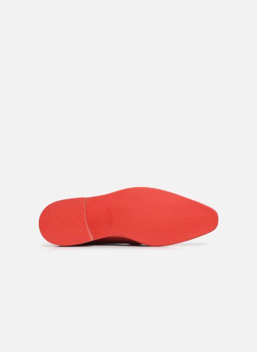 Chaussures à lacets Melvin & Hamilton Lance 24 Rouge vue haut
