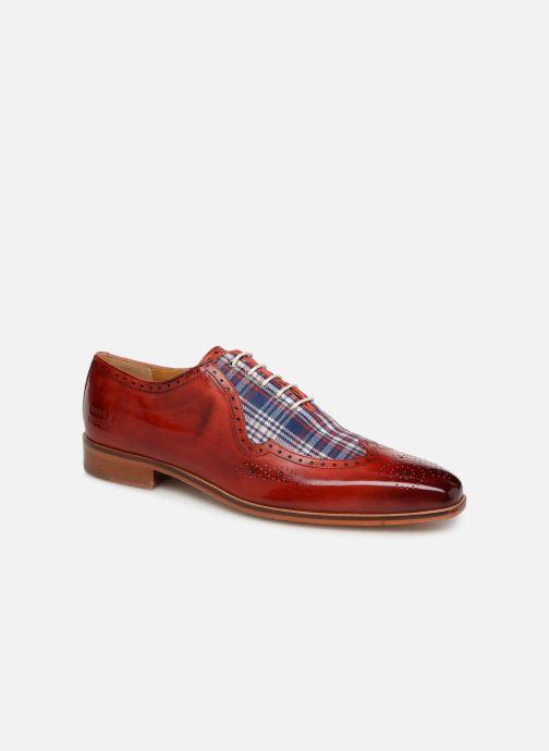 Zapatos con cordones Melvin & Hamilton Lance 37 Rojo vista de detalle / par