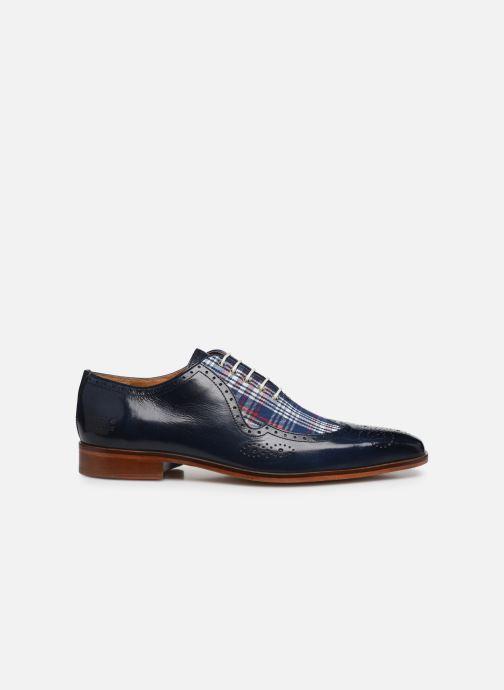 Zapatos con cordones Melvin & Hamilton Lance 37 Azul vistra trasera