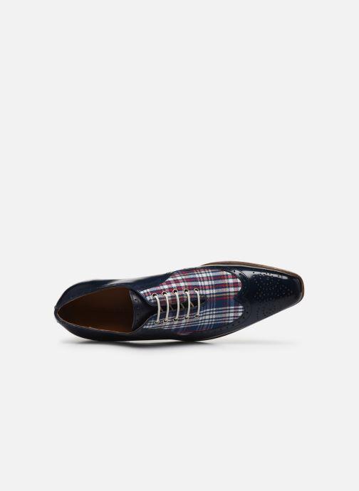 Chaussures à lacets Melvin & Hamilton Lance 37 Bleu vue gauche