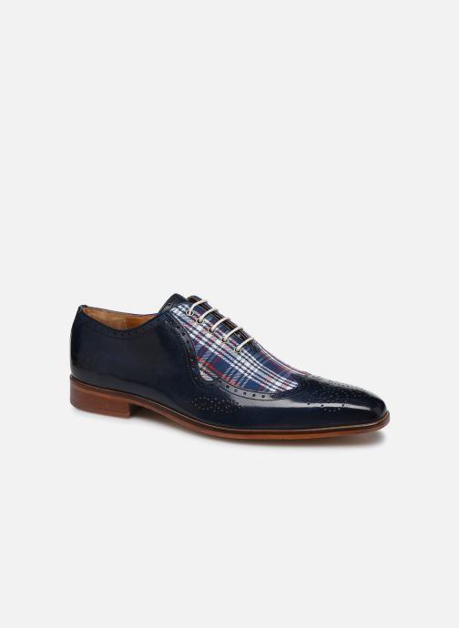 Zapatos con cordones Melvin & Hamilton Lance 37 Azul vista de detalle / par