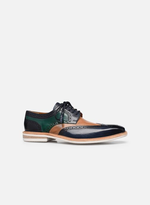 Zapatos con cordones Melvin & Hamilton Marvin 1 Azul vistra trasera