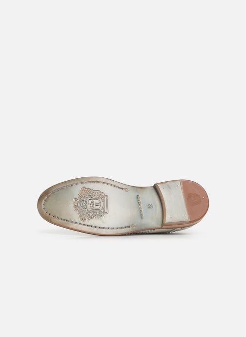 Zapatos con cordones Melvin & Hamilton Matthew 4 Blanco vista de arriba