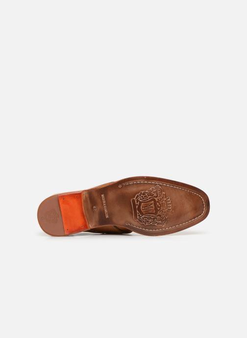 Zapatos con cordones Melvin & Hamilton Phil 14 Marrón vista de arriba