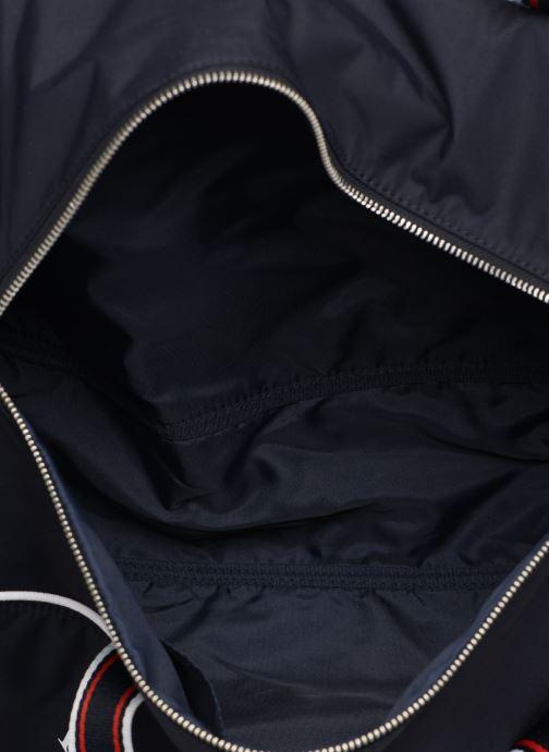 Sacs de sport Fred Perry Retro Branded Barrel Bag Bleu vue derrière