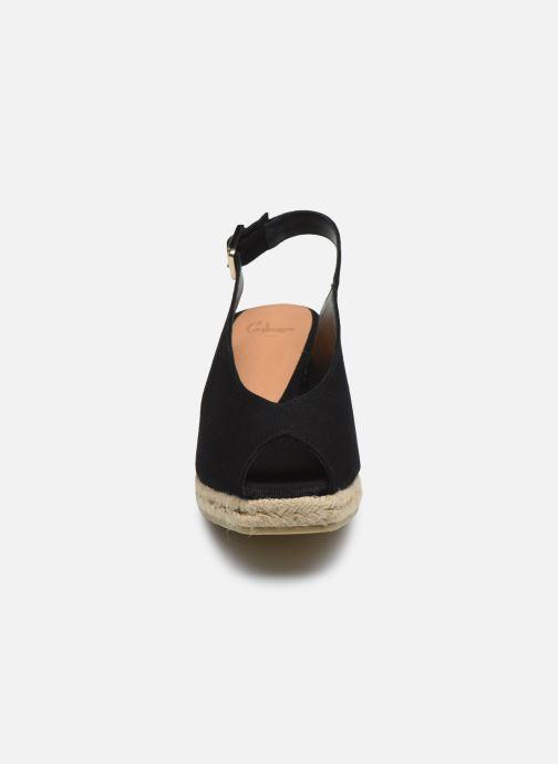 Espadrillos Castaner Dosalia H6 Sort se skoene på