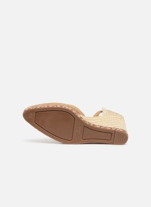 Espadrilles Castaner Joyce  H8 Brown view from above