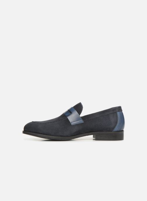 Loafers Marvin&co Nathic Blue front view