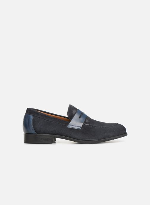 Loafers Marvin&co Nathic Blue back view