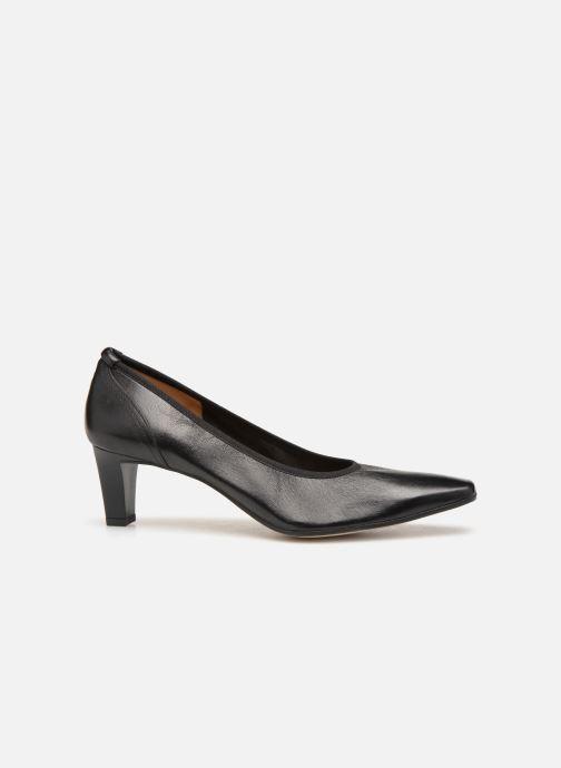 Zapatos de tacón Perlato 10367 Negro vistra trasera
