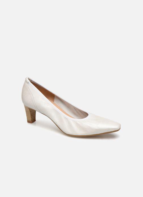 Zapatos de tacón Perlato 10367 Blanco vista de detalle / par