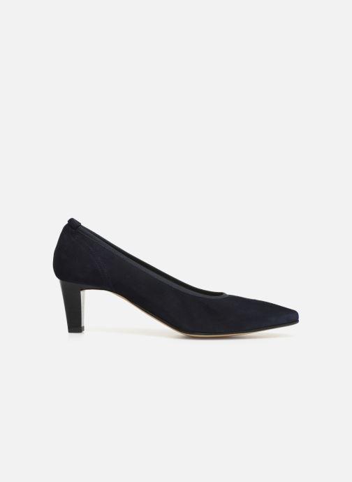 Zapatos de tacón Perlato 10367 Azul vistra trasera