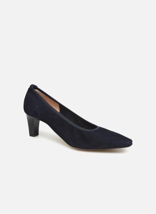 High heels Perlato 10367 Blue detailed view/ Pair view