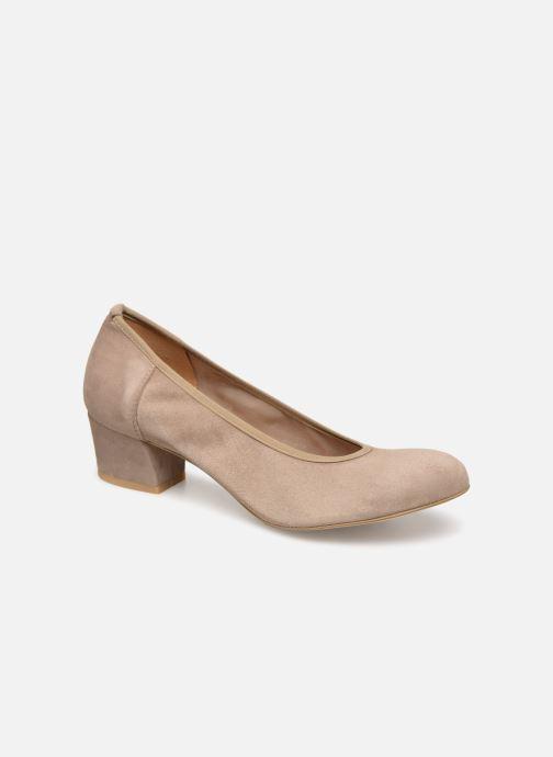 Zapatos de tacón Perlato 10366 Gris vista de detalle / par