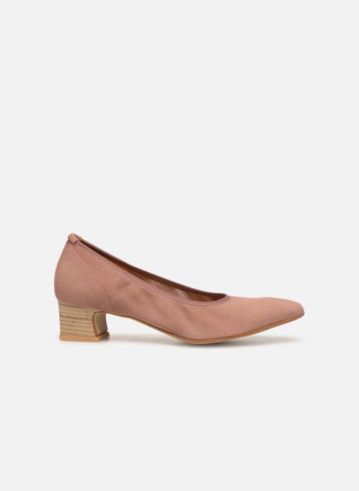 High heels Perlato 11129 Pink back view