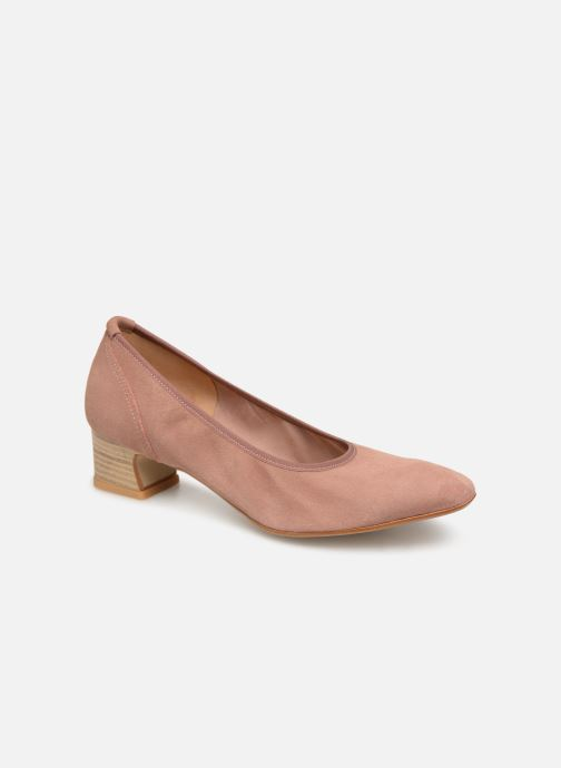 High heels Perlato 11129 Pink detailed view/ Pair view