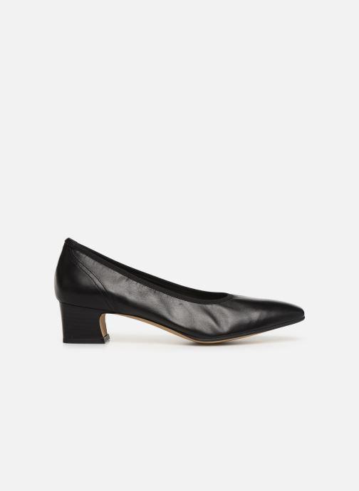 Zapatos de tacón Perlato 11129 Negro vistra trasera