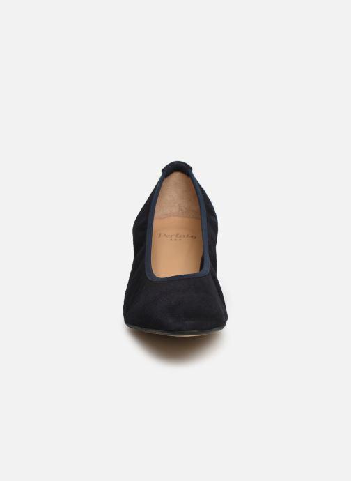 High heels Perlato 11129 Blue model view