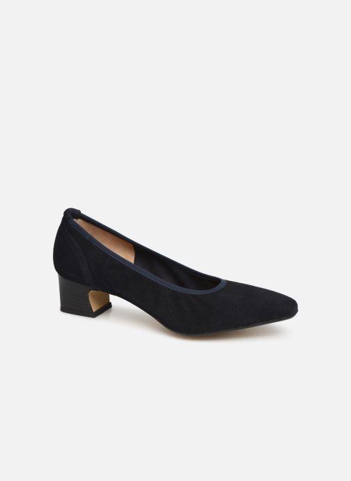Zapatos de tacón Perlato 11129 Azul vista de detalle / par