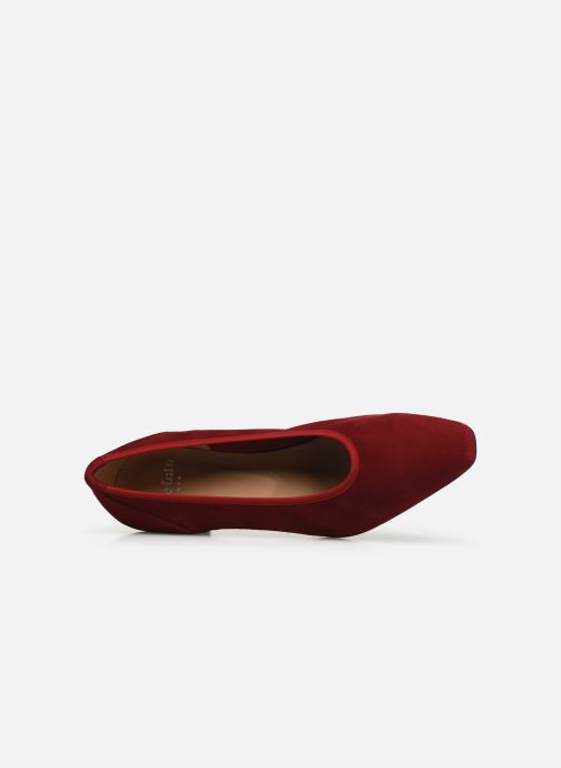 Pumps Perlato 11129 Rood links