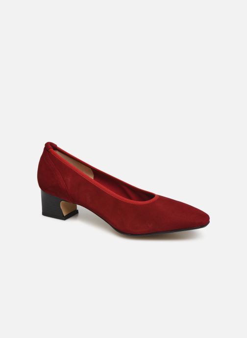Zapatos de tacón Perlato 11129 Rojo vista de detalle / par