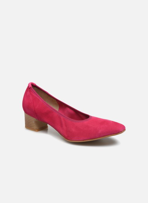 Zapatos de tacón Perlato 11129 Rosa vista de detalle / par
