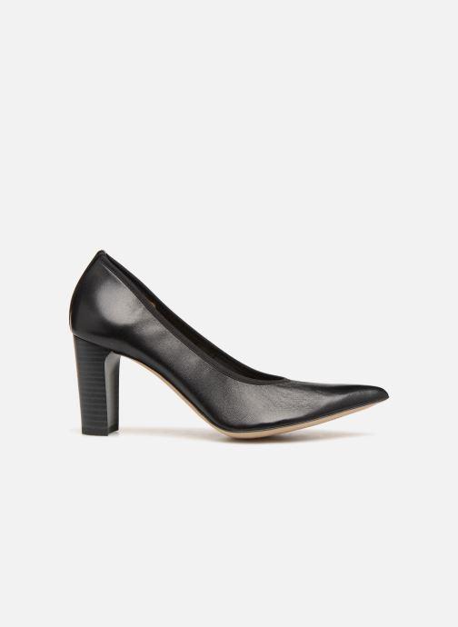 High heels Perlato 11128 Black back view