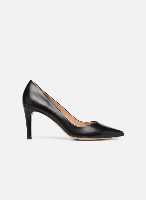 Zapatos de tacón Perlato 10509 Negro vistra trasera