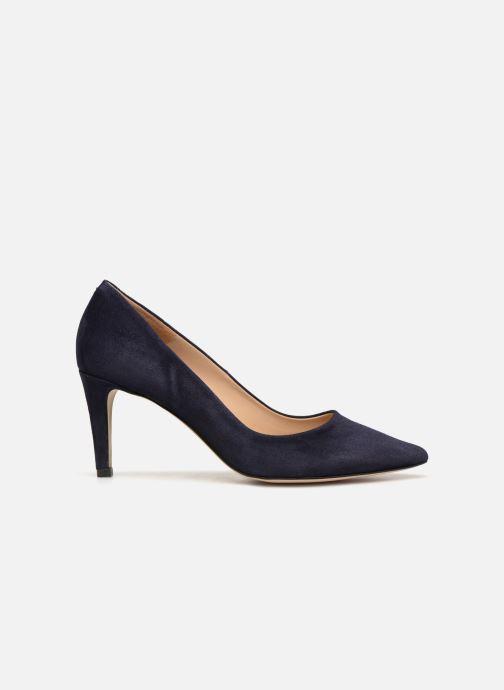 High heels Perlato 10509 Blue back view