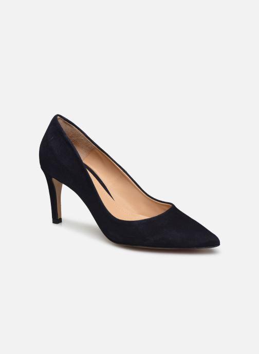Zapatos de tacón Perlato 10509 Azul vista de detalle / par