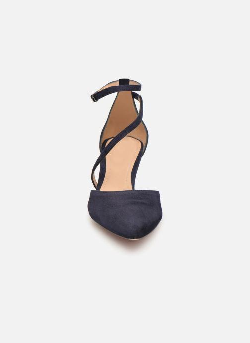 Escarpins Perlato 11125 Bleu vue portées chaussures