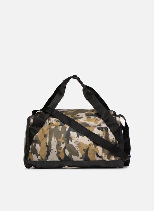 Sporttaschen Nike Nike Brasilia (Small) Training Duffel Bag grün ansicht von vorne