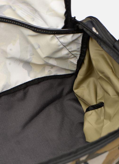 Sporttaschen Nike Nike Brasilia (Small) Training Duffel Bag grün ansicht von hinten