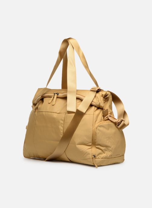 Bolsas de deporte Nike Women's Nike Legend Club Training Bag Oro y bronce vista lateral derecha