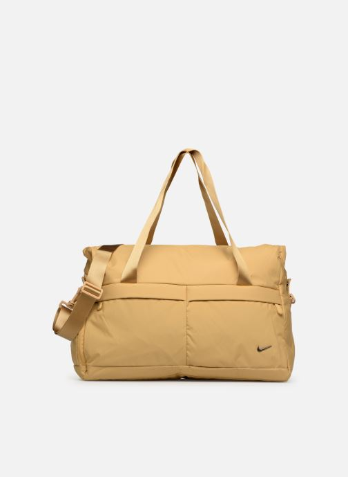 Bolsas de deporte Nike Women's Nike Legend Club Training Bag Oro y bronce vista de detalle / par