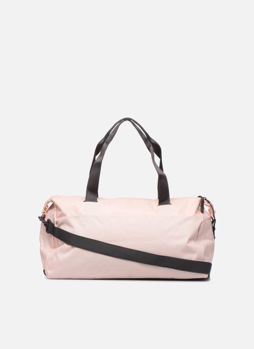 Bolsas de deporte Nike Women's Training Graphic Club Bag Rosa vista de frente