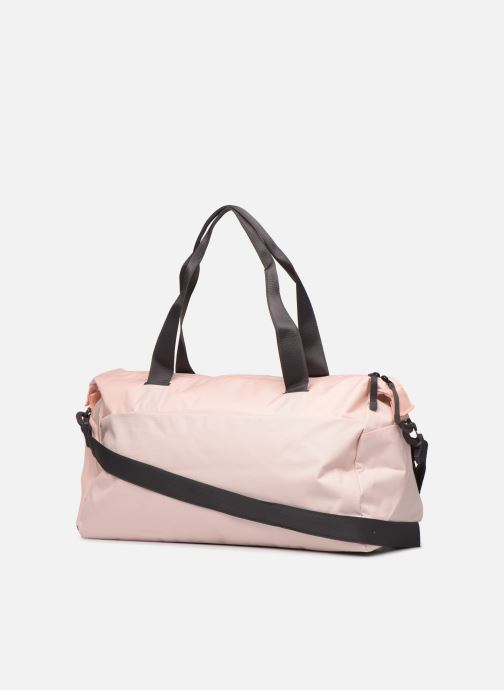 Bolsas de deporte Nike Women's Training Graphic Club Bag Rosa vista lateral derecha